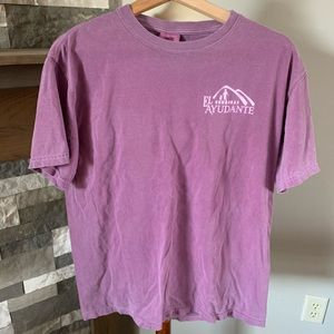 Comfort Colors mission trip tee